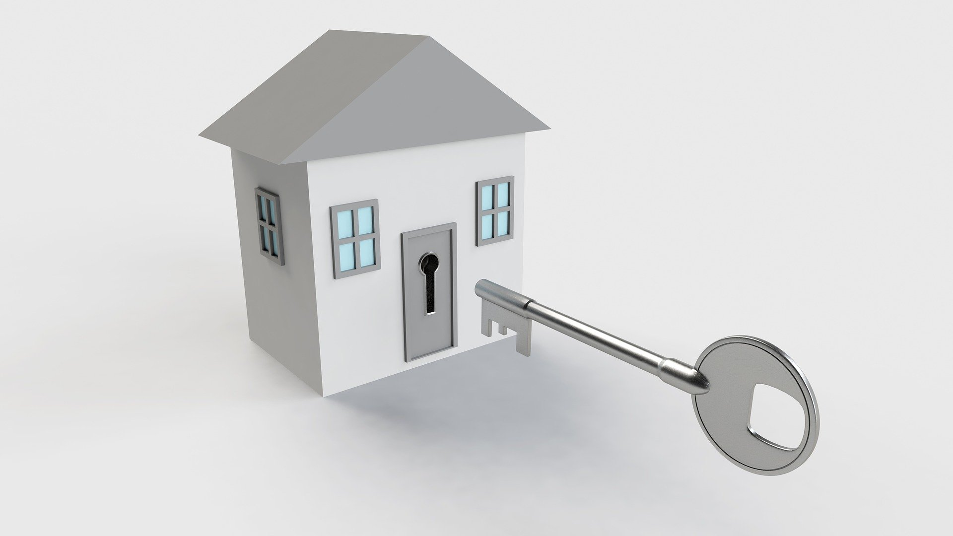 maison et clef
